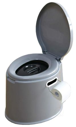 Basicwise Portable Toilet