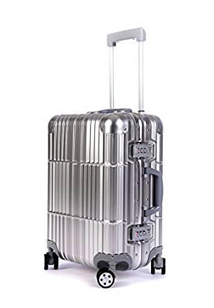 Cloud 9 Aluminum Hardcase Luggage