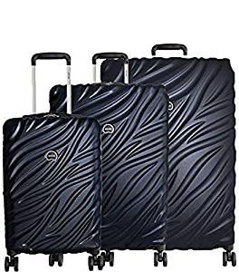 Delsey Paris Alexis 3-Piece Lightweight Luggage Set