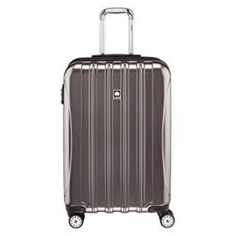 Delsey Paris Checked Large Luggage
