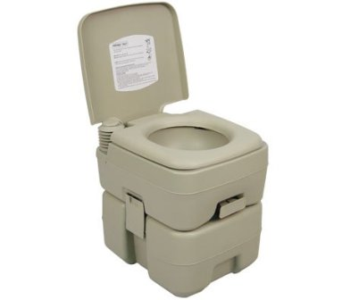 Palm Springs Portable Camping Toilet
