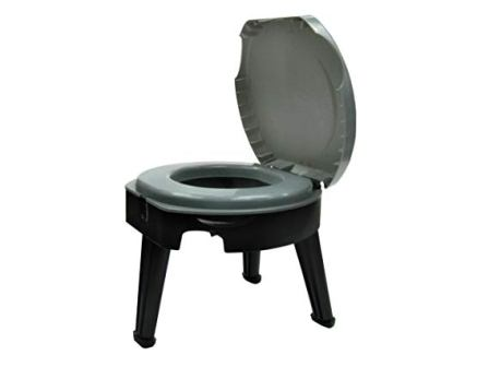 Reliance Products Fold-To-Go Collapsible Toilet