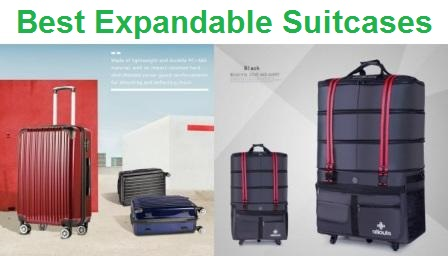 Top 15 Best Expandable Suitcases in 2019