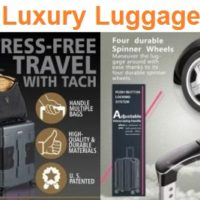 Top 15 Best Luxury Luggage Sets in 2019