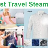 Top 15 Best Travel Steamers in 2019