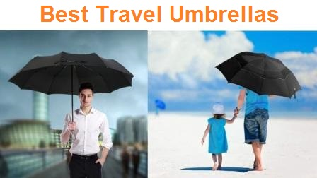 Top 15 Best Travel Umbrellas in 2019