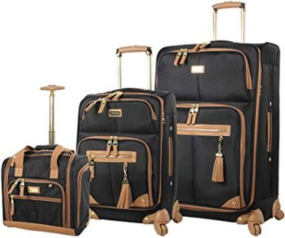 3 Piece Softside Luggage