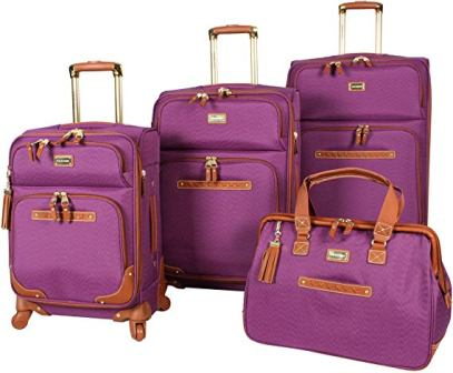 4 Piece Luggage Set
