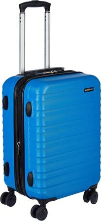 Amazon Basics Spinner Suitcase