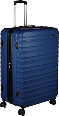 AmazonBasics Hardshell Spinner Suitcase