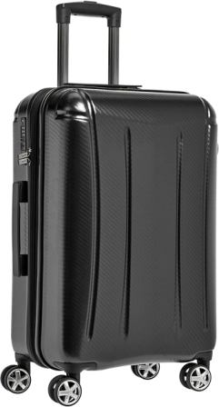 AmazonBasics Oxford Suitcase Spinner