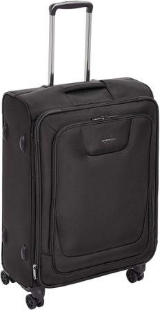 AmazonBasics Premium Softside Spinner Luggage