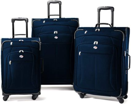 American Tourister AT Pop 3-pc Spinner Set