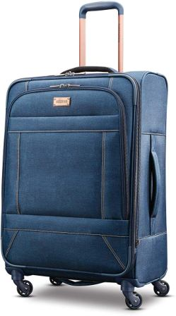 American Tourister Belle Voyage Luggage with Spinner Wheels