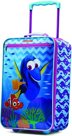American Tourister Disney Finding Dory Softside Suitcase