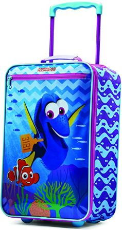 American Tourister Disney Finding Dory Upright Luggage