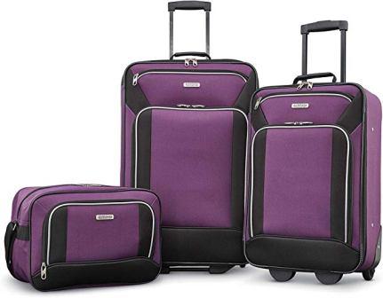 American Tourister Fieldbrook XLT Luggage Set
