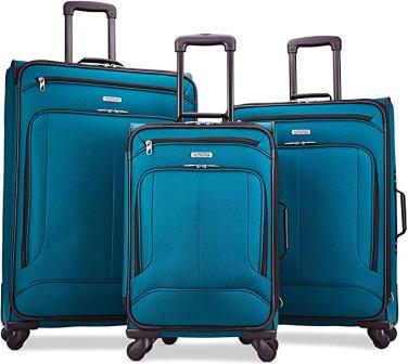 American Tourister Pop Max Softside 3-Piece Luggage Set