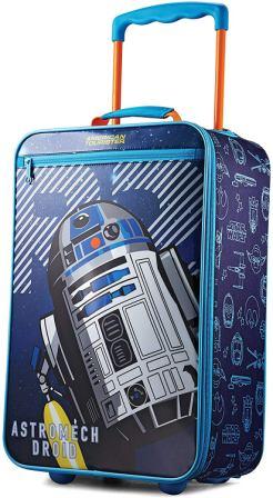 American Tourister Star Wars R-2 Dye Kids Softside Suitcase
