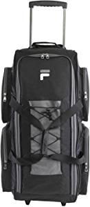 "Fila 32"" Lightweight Rolling Duffel Bag"