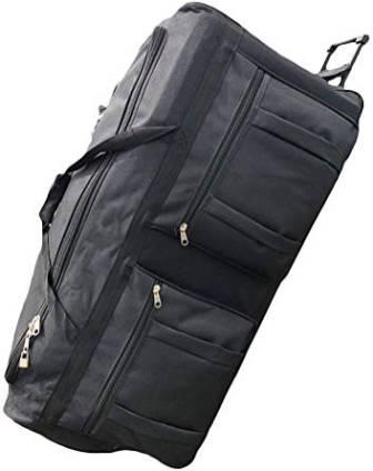 Gothamite 42-Inch Rolling Duffel Bag