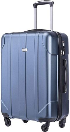 Merax 24-inch Hardside Lightweight Spinner Luggage