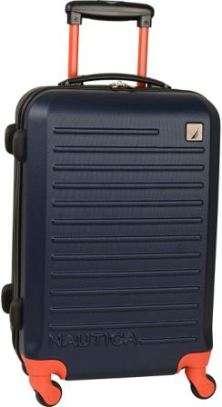 Nautica Ahoy Hardside Carry-on Luggage