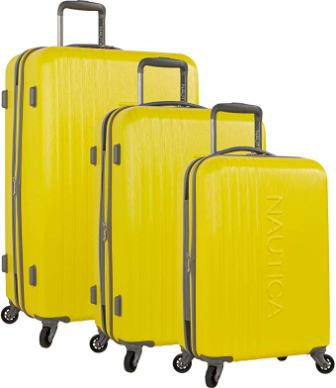 Nautica Carry-on Hardside Luggage