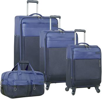 Nautica Luggage Set 4-piece Set