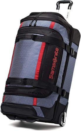 Samsonite Ripstop Wheeled Duffel Bag