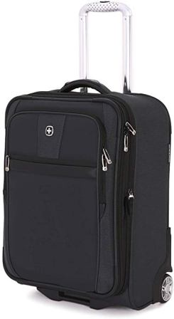 SwissGear Business Black 20-inch Pilot Case