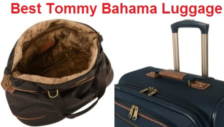 Top 10 Best Tommy Bahama Luggage in 2019