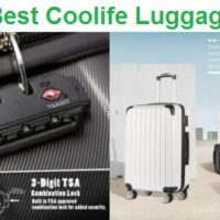 Top 12 Best Coolife Luggage in 2019 Reviews