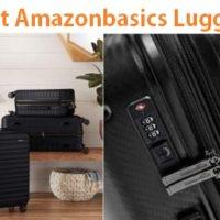Top 15 Best Amazonbasics Luggage in 2019