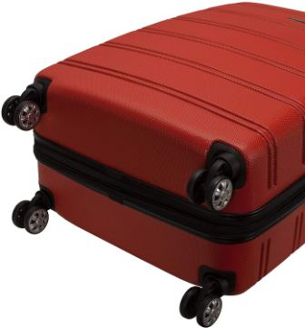 Top 15 Best Red Suitcases in 2019