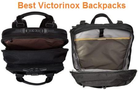 Top 15 Best Victorinox Backpacks Reviews in 2019