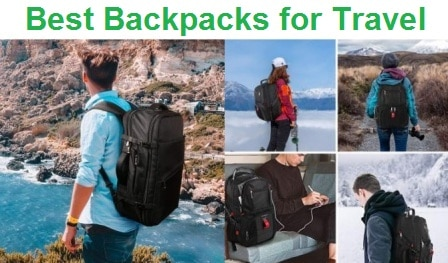 Top 15 Best Backpacks for Travel in 2020