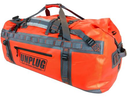 155L Extra Large Waterproof Duffel Bag - Unplug Ultimate Adventure Bag