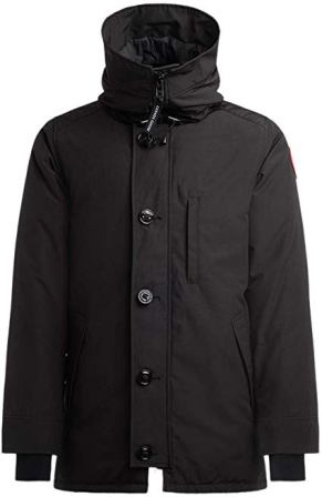 Canada Goose Men's Chateau Parka (Without Fur)