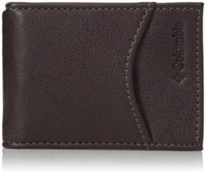Columbia Men's Wallet with Money Clip
