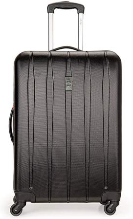 Delsey Luggage Volume DLX Hardside 25 Inch Expandable Spinner Luggage