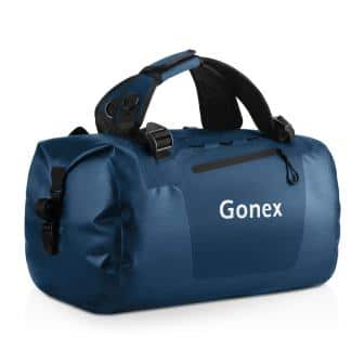 Gonex 45L Waterproof Outdoor Duffel, Durable Travel Dry Duffle Bag