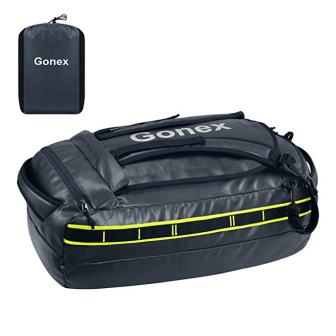 Gonex 60L Waterproof Duffel Outdoor Heavy Duty Duffle Bag