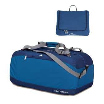 """High Sierra 36"""" Pack-N-Go Duffel Backpack"""