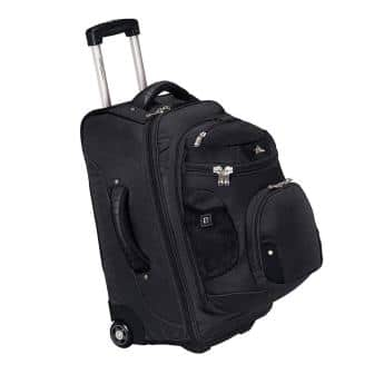 """High Sierra AT3 22"""" Carry-On Wheeled Backpack"""