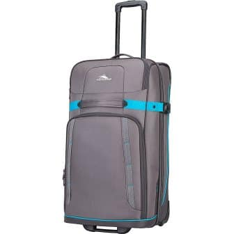 """High Sierra Evanston 25"""" Carry-On Upright Luggage"""