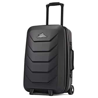 "High Sierra OTC 22"" Carry-On Upright Suitcase"