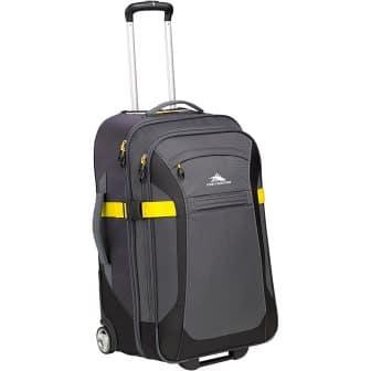 High Sierra Sportour Wheeled Upright Suitcase