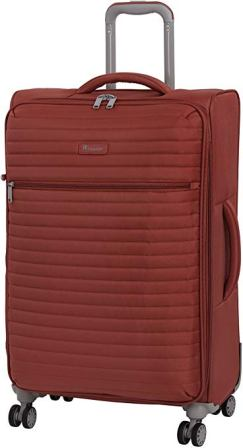 "IT Luggage 27.4"" Quilte Lightweight Spinner"