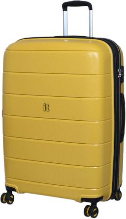 IT Luggage 29.5″ Asteroid 8-Wheel Hardside Expandable Spinner